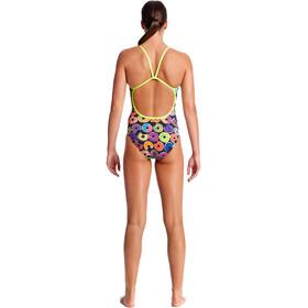 Funkita Single Strap One Piece Strój kąpielowy Kobiety kolorowy